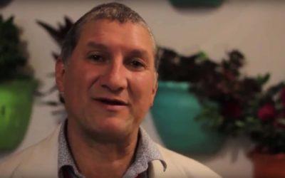 Carlos Mario Gallego «Tola» en el 1er Festival de Cine de Jardín