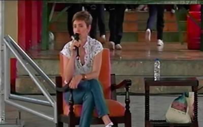 Conferencia: Camino, un principio metantrópico por Eulalia de Valdenebro