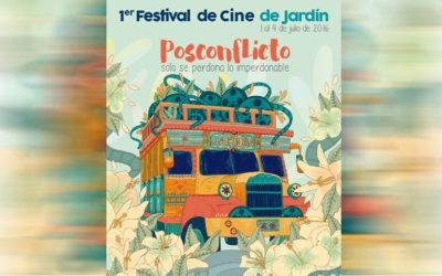 1er Festival de Cine de Jardin