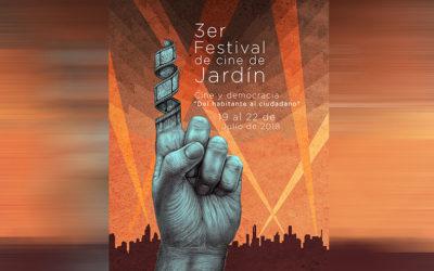 3er Festival de Cine de Jardín