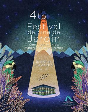 Catálogo 4º Festival de Cine de Jardín – 2019