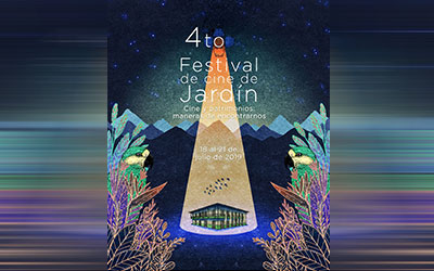 4to Festival de Cine de Jardín